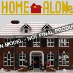 LEGO Home Alone