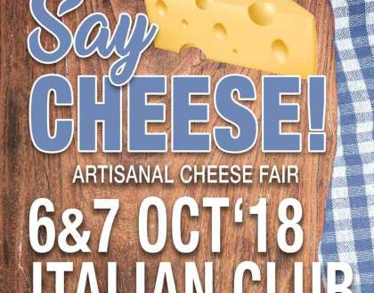 SAY CHEESE! Artisanal Cheese Fair