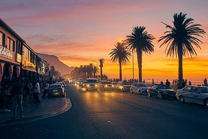 CAMPS BAY DINING
