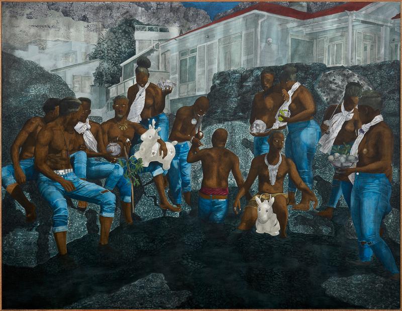 'NALULWANDLE, NALIKHAYA' BY CINGA SAMSON