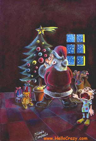 WwwHelloCrazycom Nasty Santa