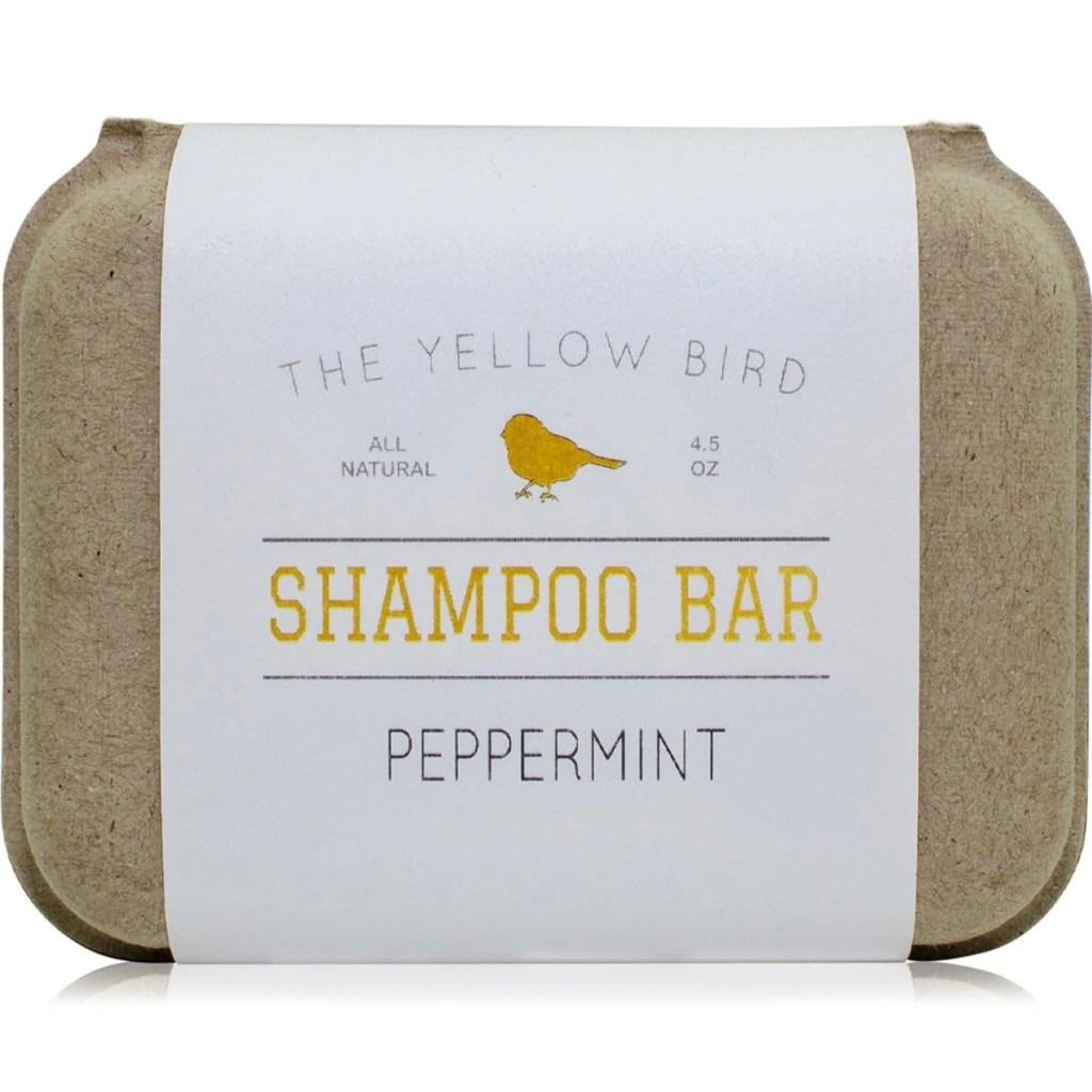 Shampoo Bar Travel Essential