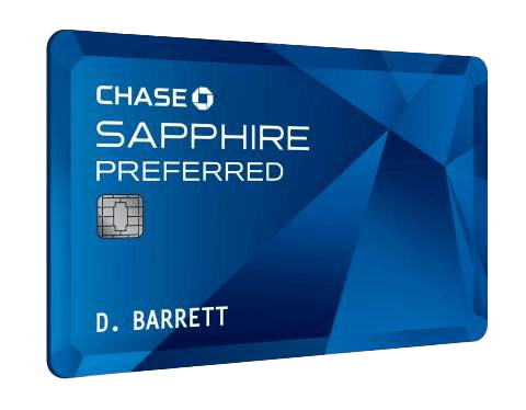 Chase Sapphire Preferred Points Credit Card
