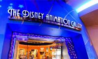 The Disney Animation Gallery
