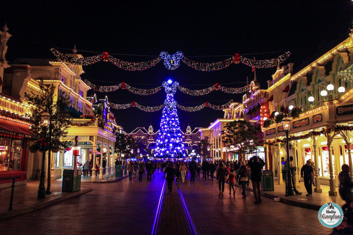 Noël 2015 à Disneyland Paris