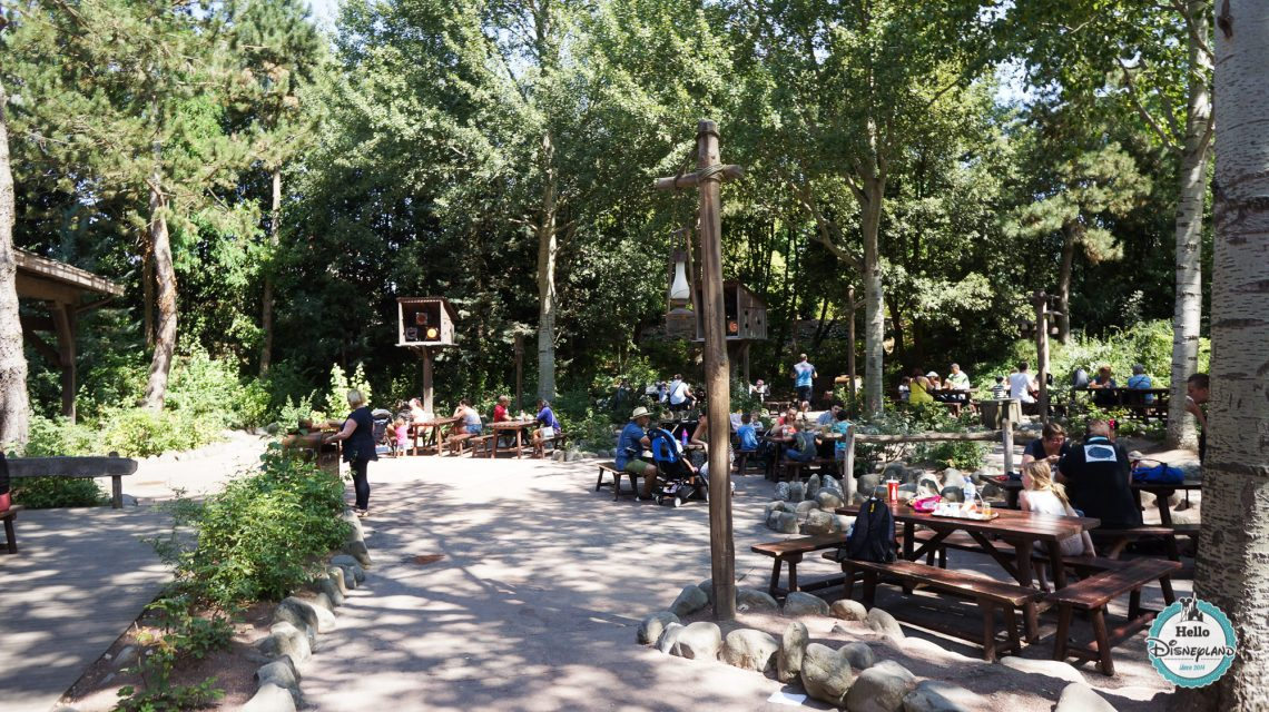 Cowboy Cookout - Restaurant Country Disneyland Paris