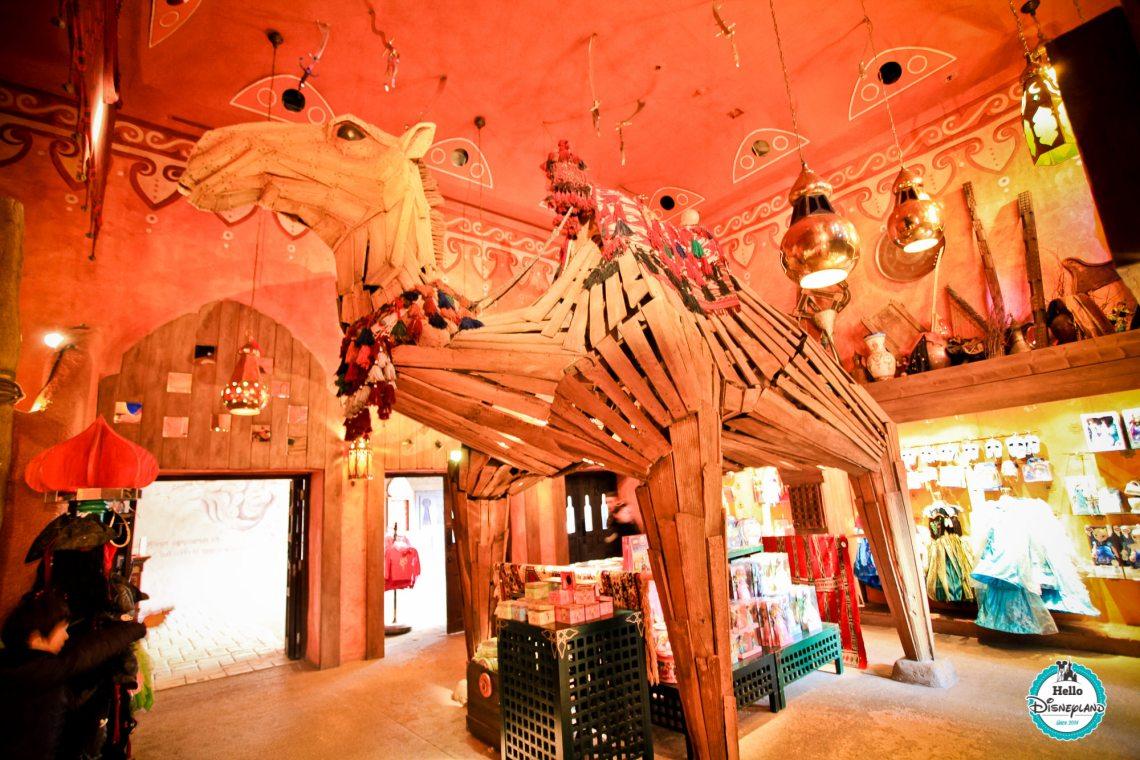 Les secrets de Disneyland Paris : Adventureland