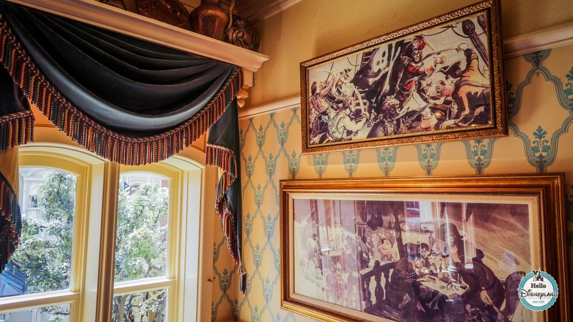 Walt's Restaurant - Service à table - Disneyland Paris