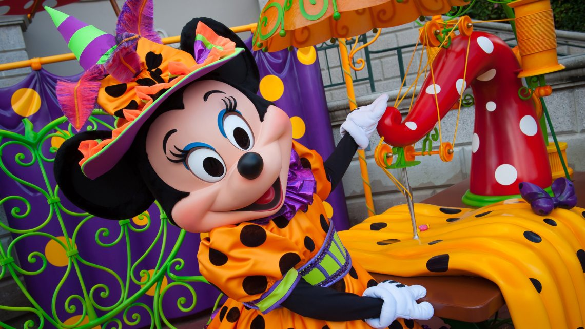 Halloween 2015 à Disneyland Paris