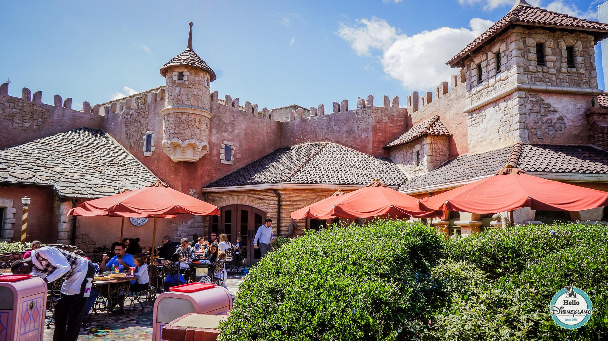 Coupons disneyland paris restaurants