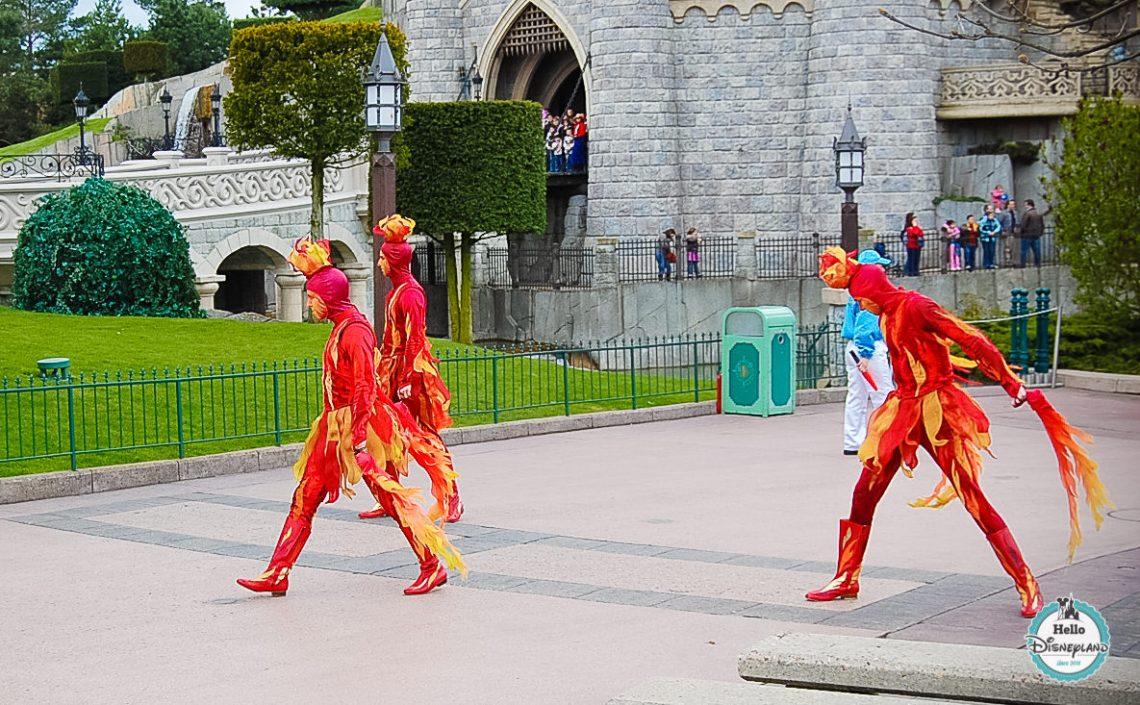 Disney Once Upon a Dream Parade - Disneyland Paris -16