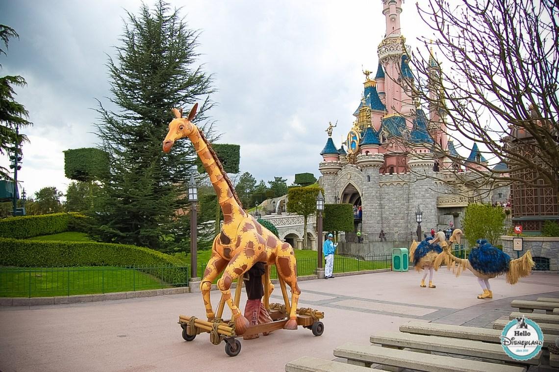 Disney Once Upon a Dream Parade - Disneyland Paris -22