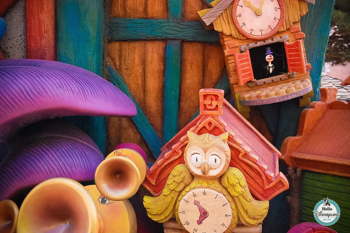 Disney Once Upon a Dream Parade - Disneyland Paris -40