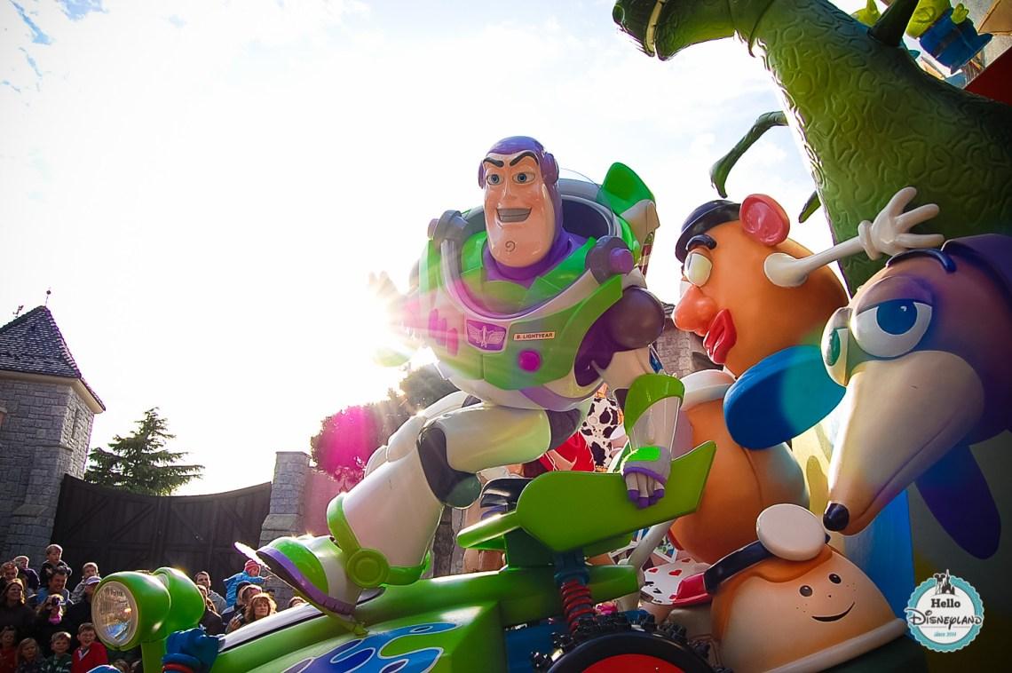 Disney Once Upon a Dream Parade - Disneyland Paris -41