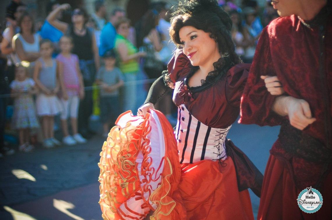 Disney Once Upon a Dream Parade - Disneyland Paris -69