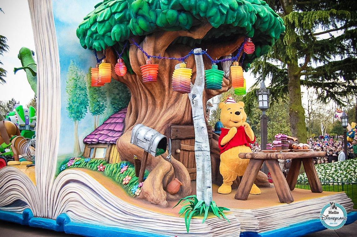 Disney Once Upon a Dream Parade - Disneyland Paris -8