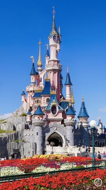 Fond d'écran Disneyland iPhone 5