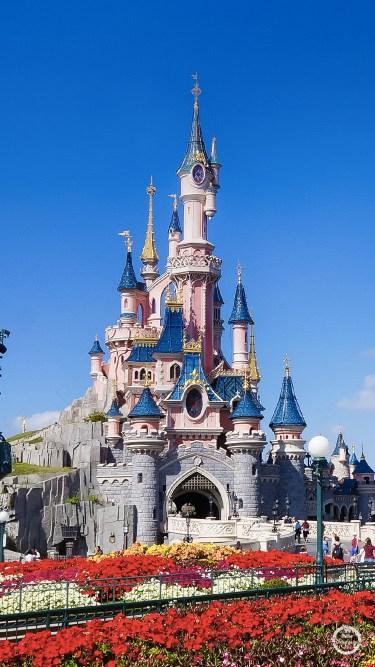 Fond d'écran Disneyland iPhone 6