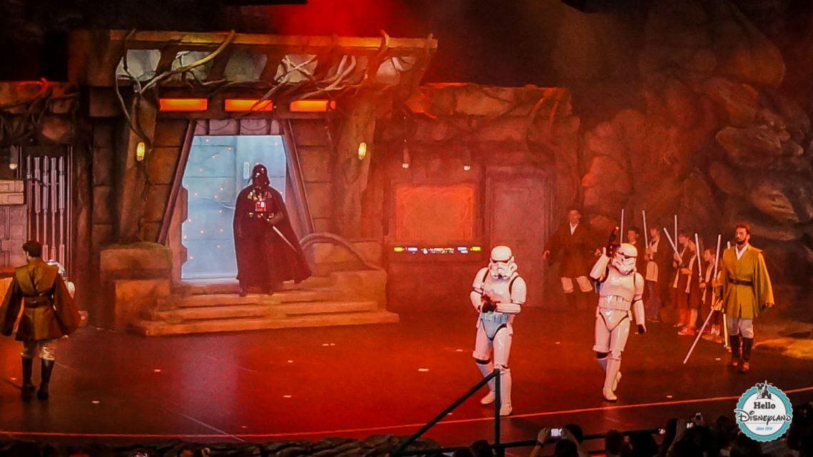 Jedi Training Academy - Disneyland Paris