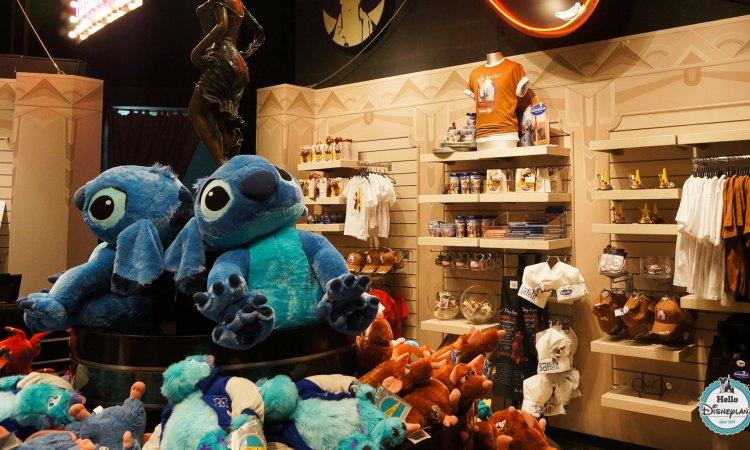 Legends of Hollywood - Boutique Studios Disneyland Paris