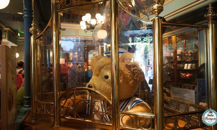 Storybook Store boutique livres Disneyland Paris