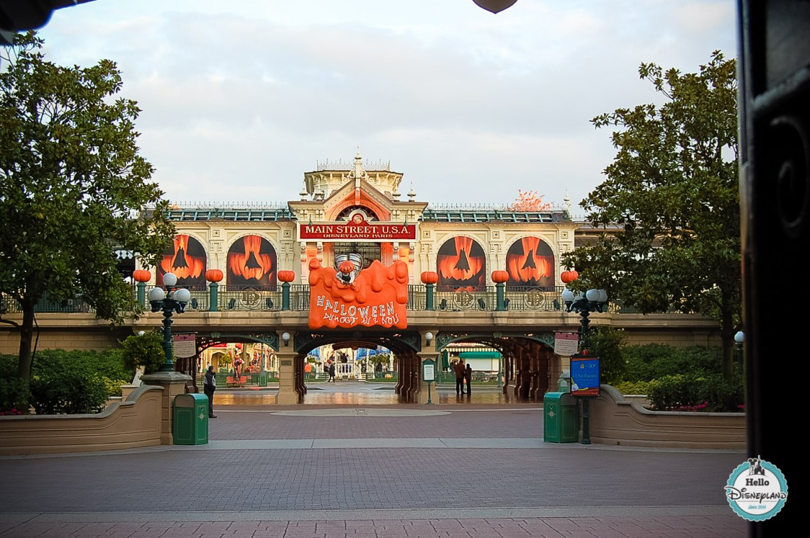 Halloween Archives - Disneyland Paris -2