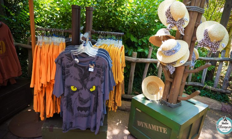 Temple Traders - Boutiques Disneyland Paris -1