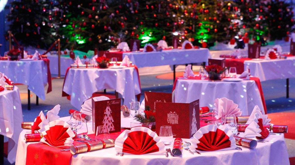 2015 Le Réveillon de Noël et le Réveillon du Nouvel An à Disneyland Paris