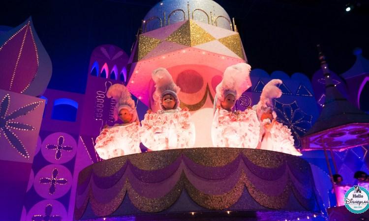 Maison des poupées - it's a small world - Disneyland Paris