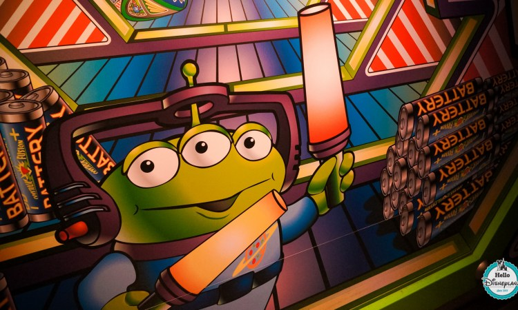 Buzz Lightyear Laser Blast - Disneyland Paris