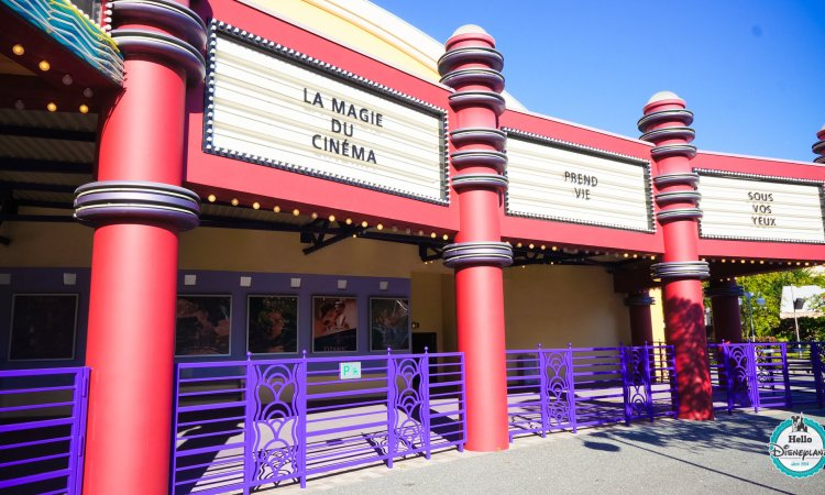 Cinemagique - Disneyland Paris-9