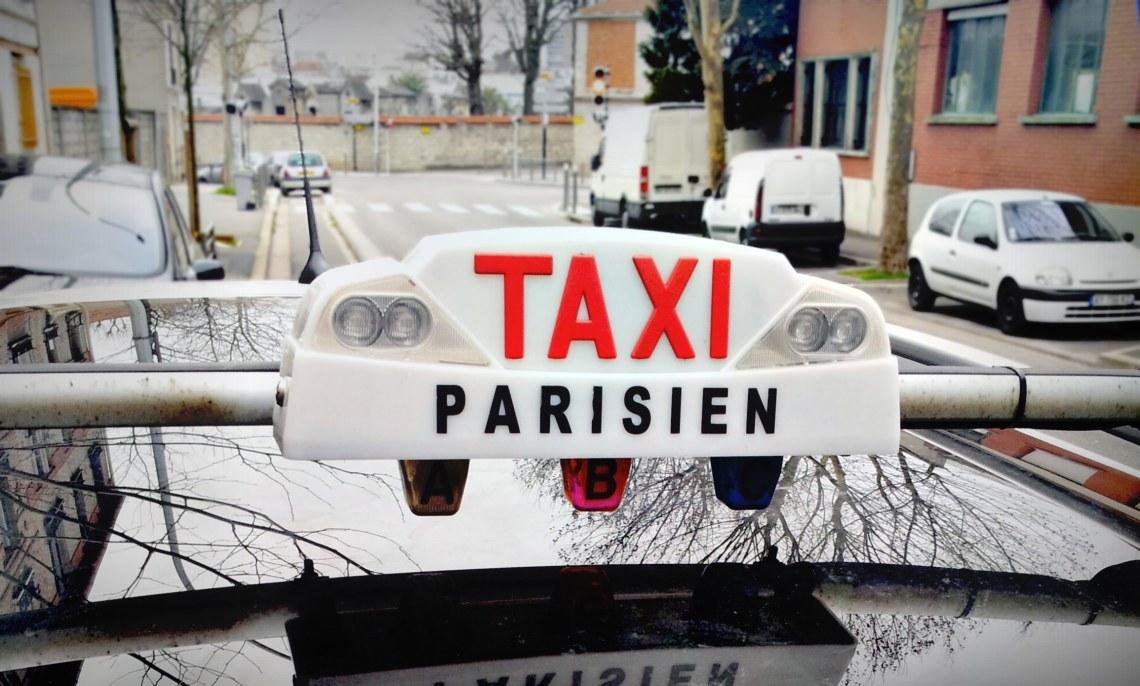 aéroport disneyland paris en taxi