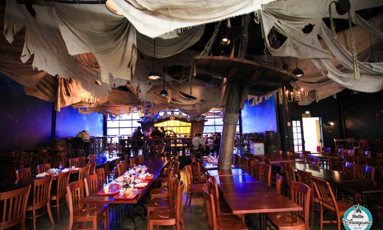 Blockbuster Cafe - Disneyland Paris