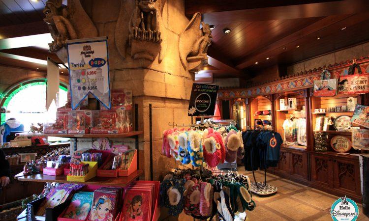Boutique King Ludwig Castle - Disneyland Paris