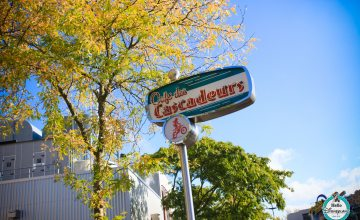 Café des Cascadeurs - Disneyland Paris