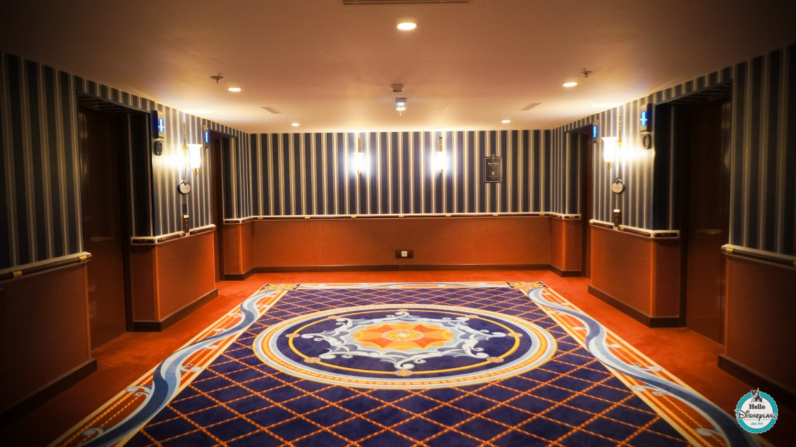 Newport Bay Club renové - Disneyland Paris