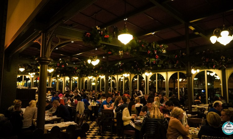Steakhouse - Disney Village - Disneyland Paris