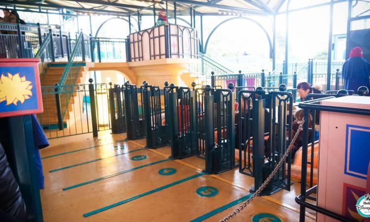 its a small world - maison des poupees - Disneyland Paris renovation