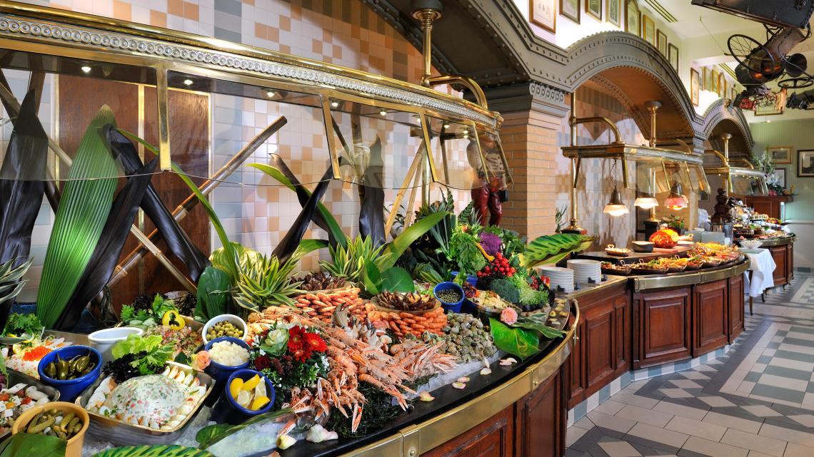 Meilleurs buffets de Disneyland PAris