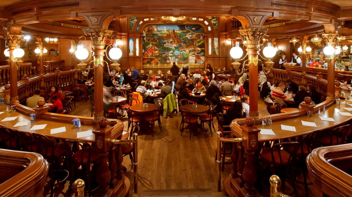 Lucky Nuggets - meilleur restaurant rapide Disneyland PAris