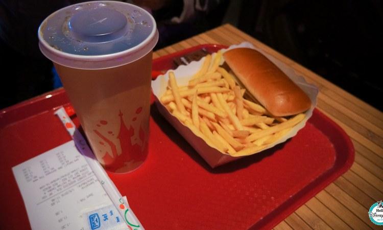 En Coulisse Restaurant - Disneyland Paris-