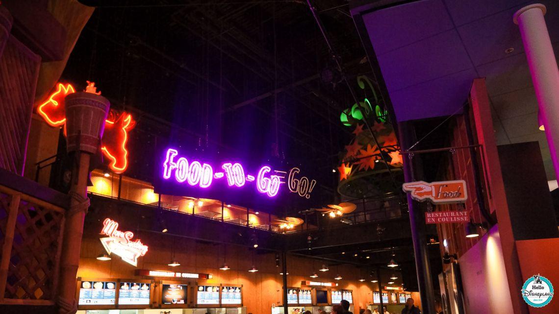 En Coulisse Restaurant - Disneyland Paris-17