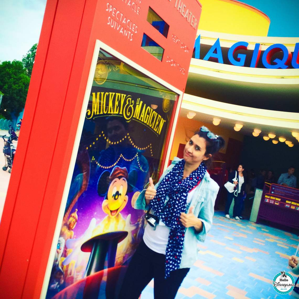 Press event Mickey Magician - Disneyland Paris-13