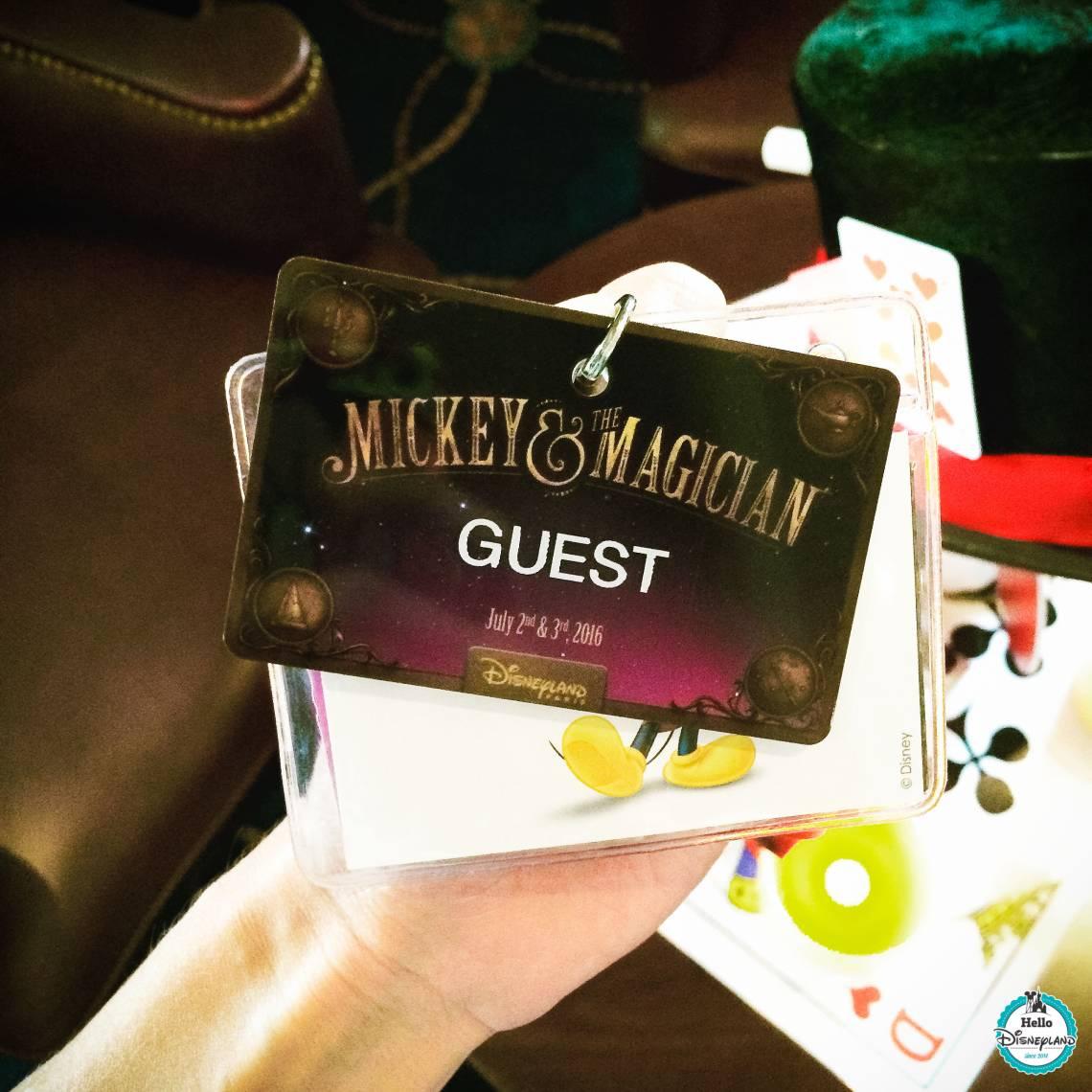 Press event Mickey Magician - Disneyland Paris-14