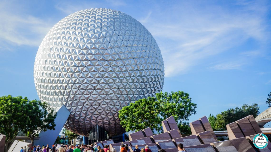 Epcot - Walt Disney World