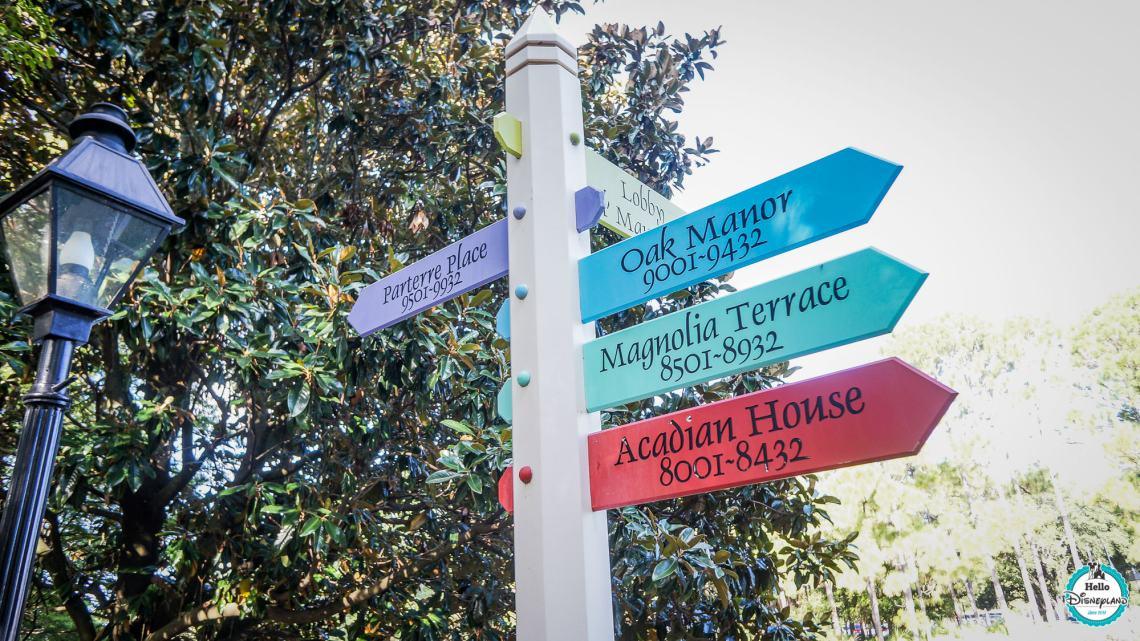 Disney's Port Orleans Resort : Riverside