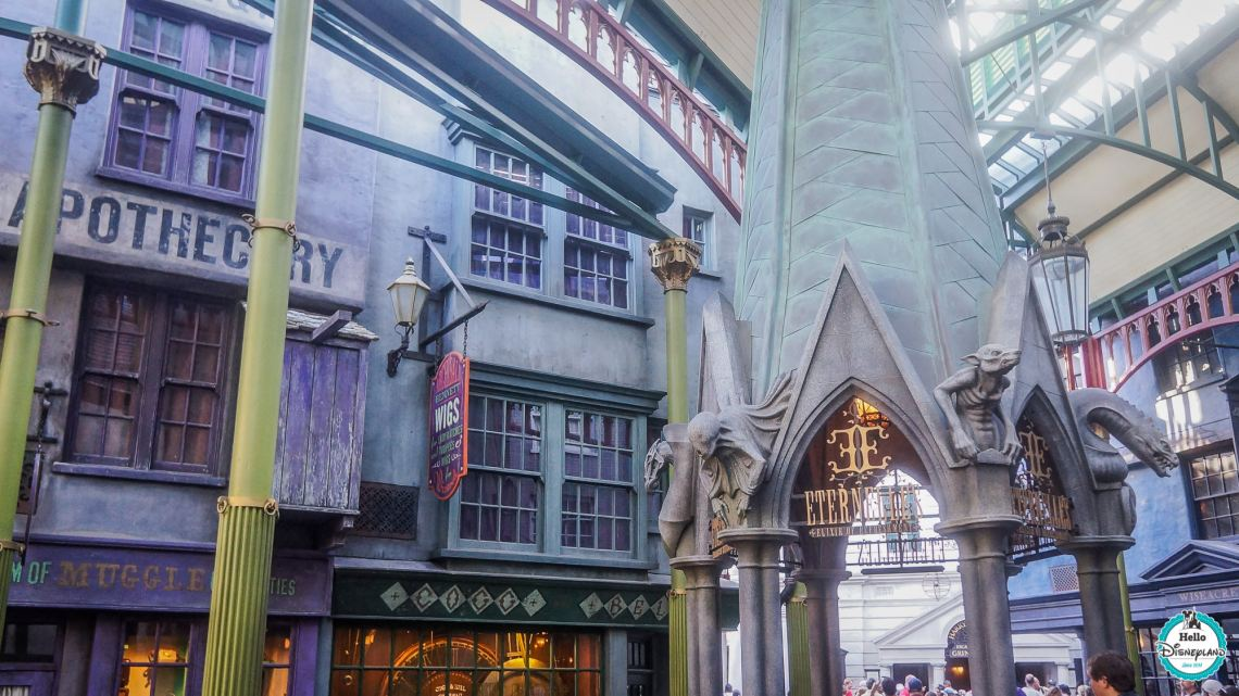 Universal Orlando Resort - Diagon Alley Harry Potter