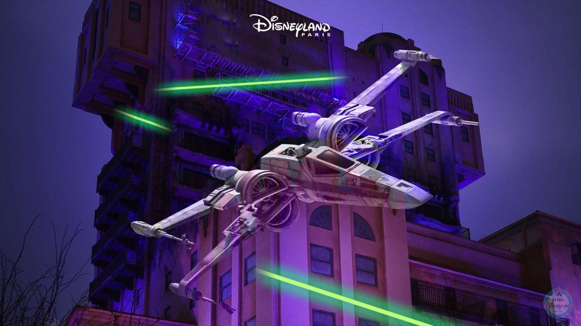 Season of the force Star Wars Disneyland Paris