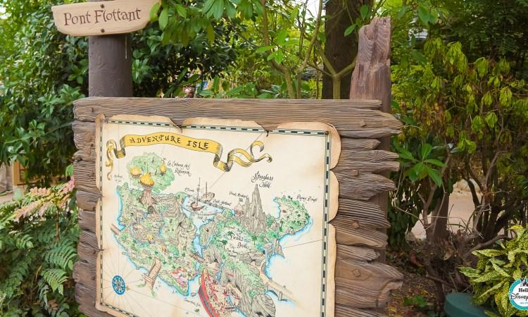 Adventure Isle - Disneyland Paris