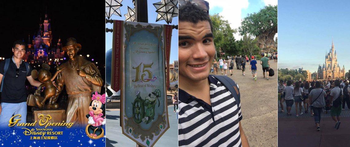 Interview Disney Radio Disney Club / Hello Disneyland